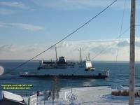 The Saint Lawrence ferry