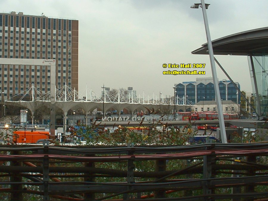 Stratford Station East London Olympic Games 2012 copyright free photo royalty free photo