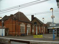 Derelict Buildings Stratford Station East London Eastern Counties railway Olympic Games 2012 copyright free photo royalty free photo